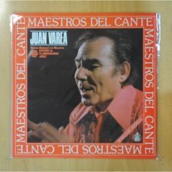 JUAN VAREA - MAESTROS DEL CANTE - LP