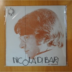 NICOLA DI BARI - EN ESPAÑOL - LP