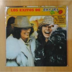 BACCARA - LOS EXITOS DE BACCARA - GATEFOLD - LP