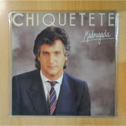 CHIQUETETE - MADRUGADA - LP