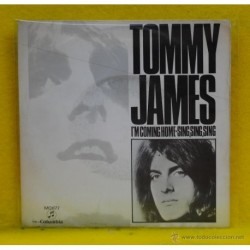 TOMMY JAMES - IM COMING 13000 - SINGLE