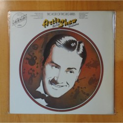 ARTIE SHAW AND HIS ORCHESTRA - THE BEAT OF THE BIG BANDS - LP