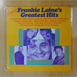 FRANKIE LAINE - GREATEST HITS - LP