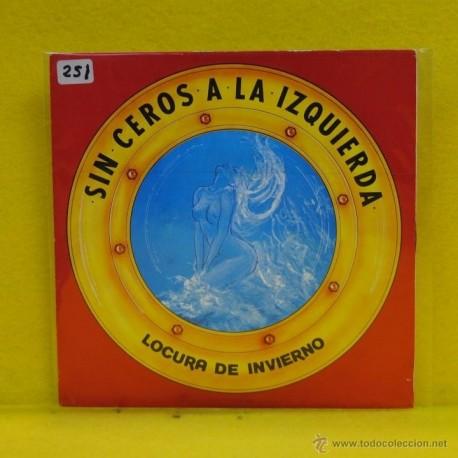 SIN CEROS A LA IZQUIERDA - LOCURA DE INVIERNO - SINGLE