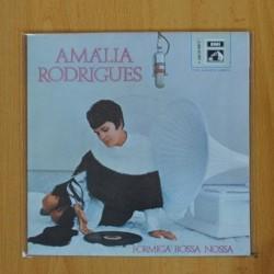 AMALIA RODRIGUES - FORMIGA BOSSA NOSSA - SINGLE
