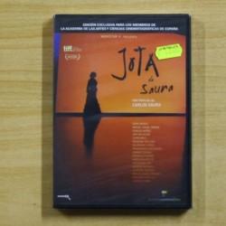 JOTA DE SAURA - DVD