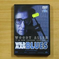 WOODY ALLEN WILD MAN BLUES - DVD