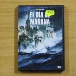 EL DIA DE MAÑANA - DVD