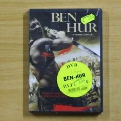 BEN HUR LA MINISERIE COMPLETA - DVD