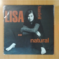 LISA STANSFIELD - SO NATURAL - 2 LP