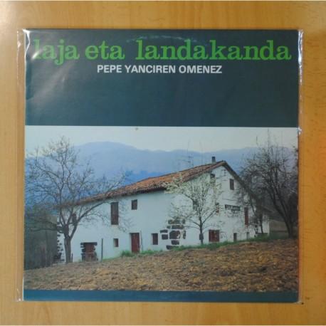 PEPE YANCI REN OMENEZ - LAJA ETA LANDAKANDA - LP