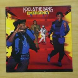 KOOL & THE GANG - EMERGENCY - LP