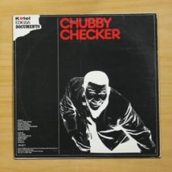 CHUBBY CHECKER - CHUBBY CHECKER - LP