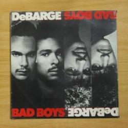 DEBARGE - BAD BOYS - LP
