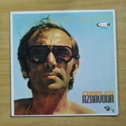 CHARLES AZNAVOUR - ENTRE DEUX REVES - LP