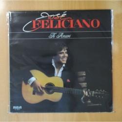 LOS CINCO LATINOS - LO MEJOR DE - LP