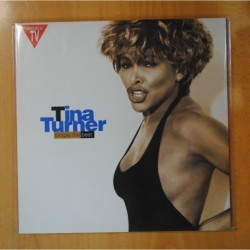 TINA TURNER - SIMPLY THE BEST - GATEFOLD - 2 LP