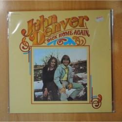 JOHN DENVER - BACK HOME AGAIN - GATEFOLD - LP