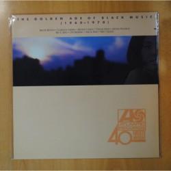 VARIOS - THE GOLDEN AGE OF BLACK MUSIC 1960 1970 - LP
