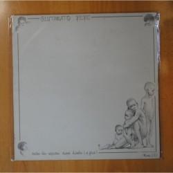 GLUTAMATO YEYE - TODOS LOS NEGRITOS TIENEN HAMBRE Y FRIO - LP