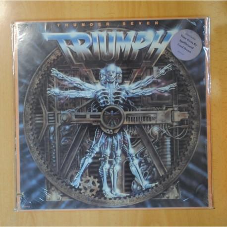 TRIUMPH - THUNDER SEVEN - LP