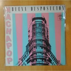 NACHA POP - BUENA DISPOSICION - LP