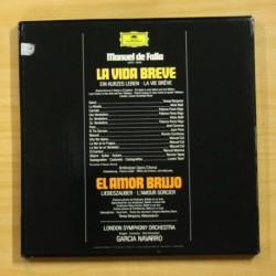LOS TOREROS MUERTOS - MUNDO CARACOL - LP