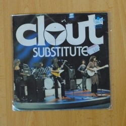 CLOUT - SUBSTITUTE / WHEN WILL YOU BE MINE - SINGLE