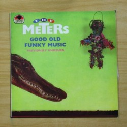 THE METERS - GOOD OLD FUNKY MUSIC - LP