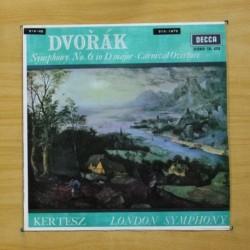 DVORAK - SYMPHONY N 6 - LP