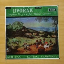 DVORAK - SYMPHONY N 3 - LP