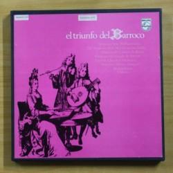 VARIOS - EL TRIUNFO DEL BARROCO - BOX 6 LP