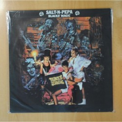 SALT N PEPA - BLACKS MAGIC - LP