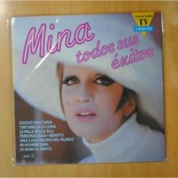 MINA - TODOS SUS EXITOS - 2 LP