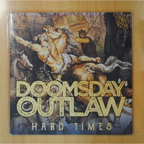 DOOMSDAY OUTLAW - HARD TIMES - GATEFOLD - 2 LP