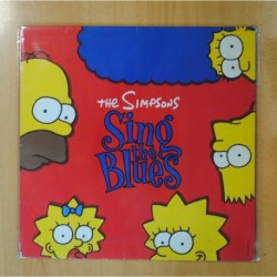THE SIMPSONS - SING THE BLUES - LP