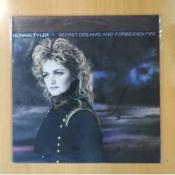 BONNIE TYLER - SECRET DREAMS AND FORBIDDEN FIRE - LP