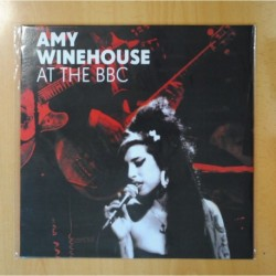 AMY WINEHOUSE - AT THE BBC - LP