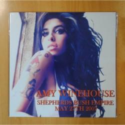 AMY WINEHOUSE - SHEPHERDS BUSH EMPIRE MAY 27TH 2007 - LP