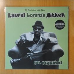 LAUREL LORENZO AITKEN - EN ESPAÑOL - LP