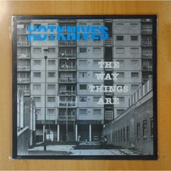 HOTKNIVES - THE WAY THINGS ARE - LP