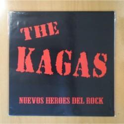 THE KAGAS - NUEVOS HEROES DEL ROCK - LP