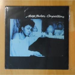 ANITA BAKER - COMPOSITIONS - LP