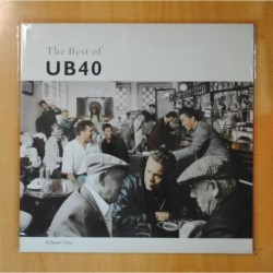 UB40 - THE BEST OF - GATEFOLD - LP