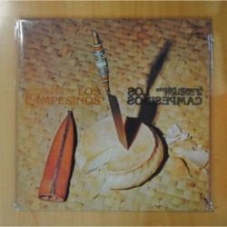 LOS CAMPESINOS - LOS CAMPESINOS DE LANZAROTE - LP