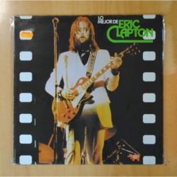 ERIC CLAPTON - LO MEJOR DE - LP