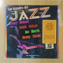 VARIOS - LOS GRANDES DEL JAZZ 37 - LP