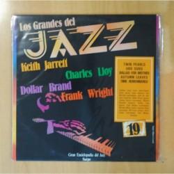 VARIOS - LOS GRANDES DEL JAZZ 19 - LP