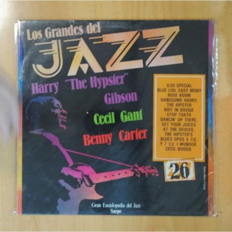VARIOS - LOS GRANDES DEL JAZZ 26 - LP