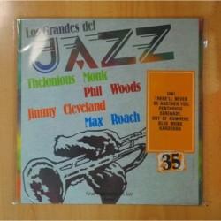 VARIOS - LOS GRANDES DEL JAZZ 35 - LP